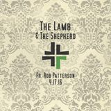 The Lamb and the Shepherd