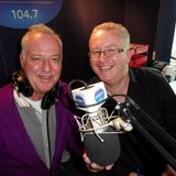 THE GREG SCOTT RADIO SHOW - WITH VERY SPECIAL GUEST, MICHAEL BARRYMORE (HIGHLIGHTS)