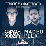 Timax @ Tomorrowland Afterparty La Rocca on Sunday 29.7.2018