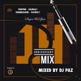 SUGAR & SPICE EVENTS 14TH ANNIVERSARY MIX CD - SPONSORED BY THE MODELLING NETWORK' MIXED BY DJ PAZ