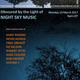 Obscured by the Light 72 of Night Sky Music