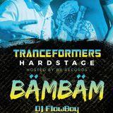 Tranceformers Hardstage Ben Guaya 23.01.2016