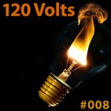 120 Volts #008 New & Classic EBM Industrial Darkwave Electronic Tracks