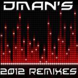 DMAN's Old Skool Hip-Hop Mix 2012
