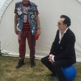 Neil Jones Rock Show on Cambridge 105 1 Aug 2017 with guests The Damned and Accept