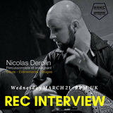 @nicolasderolin - @RadioKC - Paris Interview MARCH 2018