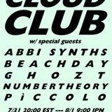cloudclub - ghozt -  07312017