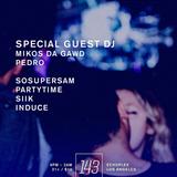 143 LIVE - PEDRO, JULY 2016