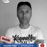 Prime Fm Astronaut Music Live Show 2014.07.10. mixed by Alexander Friday