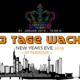 3 Tage wach - New years eve 2019 promo-set