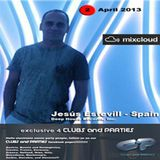 Jesús Estevill Exclusive mix 4 CLUBS and PARTiES podcast 001
