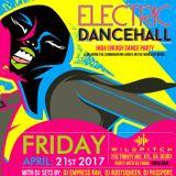 Passport Live w/ AGARD at Electric Dancehall 4-21-17