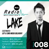Axcell Radio Episode 008 - DJ LAKE