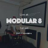 HATAKEN - Live at Modular 8 1st set