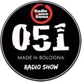 051 radioshow with Ilary montanari