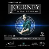 Journey - 58 guest mix by Ewan Rill ( Russia ) on Cosmos Radio - Germany [11.04.18]