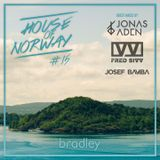 House Of Norway #15 - Guest Mix by Jonas Aden, Josef Bamba & FRED SIVV