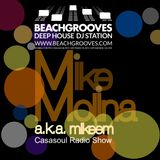 Casasoul Radio Show @ Beachgrooves Radio Vol 2