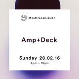 Amp + Deck 28/02/16