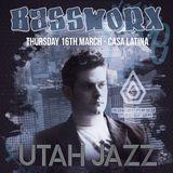 Utah Jazz - Bassworx Promo Mix March 2017