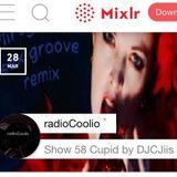 @radioCoolio Show 58 CUPID @DJCJiis