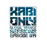 Xabi Only - Global Trance Sessions 019 (13-02-2012)