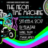 DJ Eliazar - The Neon Time Machine Vol. 1