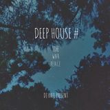 DJ HAZE - DEEP HOUSE(MIX SET)