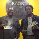 African Guitars + KAOS Spring Pledge Drive - 1 April 2016