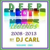 Deep & Electro House Legends (2008-13) Volume One