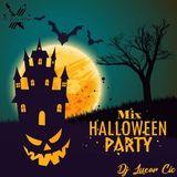 MIX HALLOWEEN PARTY 2K17 - DJ LÚCAR CIX