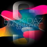 Erick Diaz Live at Stingaree San Diego March 29 2014