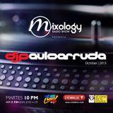 Paulo Arruda Mixology Radio Show • 107.5 YEAH! (Costa Rica) October | 2015