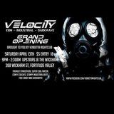 Velocity nightclub set - 13/4/2013