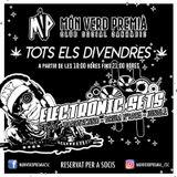 Divendres  d' Electrònica! Mixed  by Dj Psicofoniko