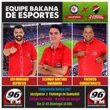 Jacuipense  2x1 Flamengo de Guanambi - Baianão 2017