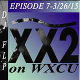 EPISODE 7 - 3/26/15 - INTERVIEW WITH DJ FLP