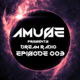 AMUSE presents DreamRadio #Episode 003 (December Mix)