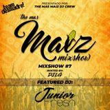 Mas Maiz Mixshow (#7) Ft DJ Jr Fresh
