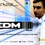 015 The EDM Show with Alan Banks, Electronic Sessions Special with Tydi