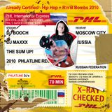 DJ Booch & DJ Maxxx - Phlatline DJs - 2010 - The Sum-Up!