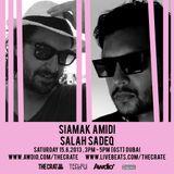 THE CRATE   Salah Sadeq + exclusive guest mix from Siamak Amidi