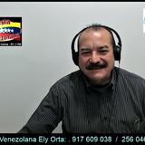 Programa Fiesta Venezolana - 12 novembro 2017 com ELY ORTA na Rádio Voz do Caima