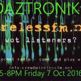 Daztronik Radio Show 7 Oct 2016