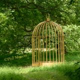 Anglesey Abbey Bird Cage