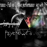 Psy Trance - Full on Groove performance psychodelic set with ASHEN