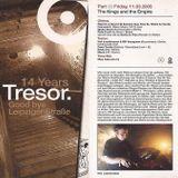 Mack & Kriek @ 14 Years Tresor. The Kings And The Empire - Tresor Berlin - 11.03.2005