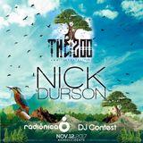 Nick Durson Radiónica DJ Contest @ The Zoo Cali 2017