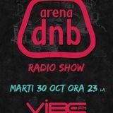 Grid @ Arena Dnb Radio Show on Vibe Fm 30.10.2012.
