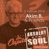 Absolut Soul Show /// 06.02.2019 on SOULPOWERfm